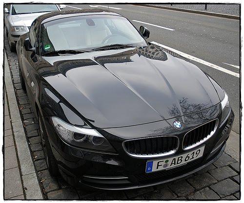 Bmw Z4 Black: Luxury Sports Cars Photos