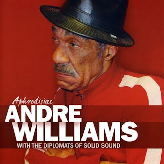 andre williams with the diplomats of solid sound- aphrodisiac 3 - fanzine