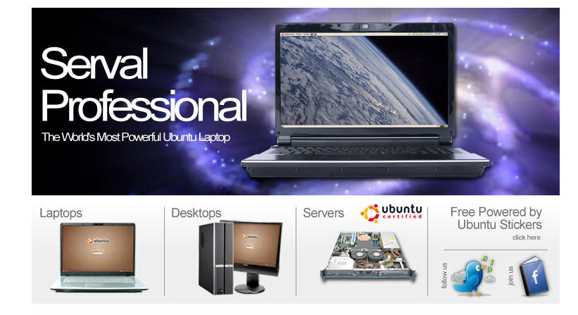 7 Providers of Pre Installed Linux Laptops/PC's