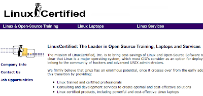 Linux Certified