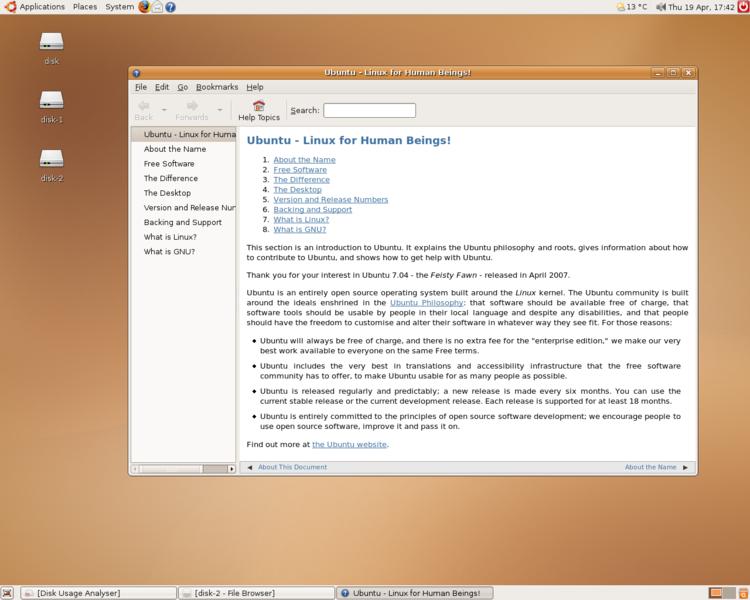 11 Years of Ubuntu: History Revisited (2015)