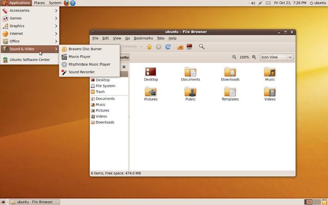 evolution of ubuntu