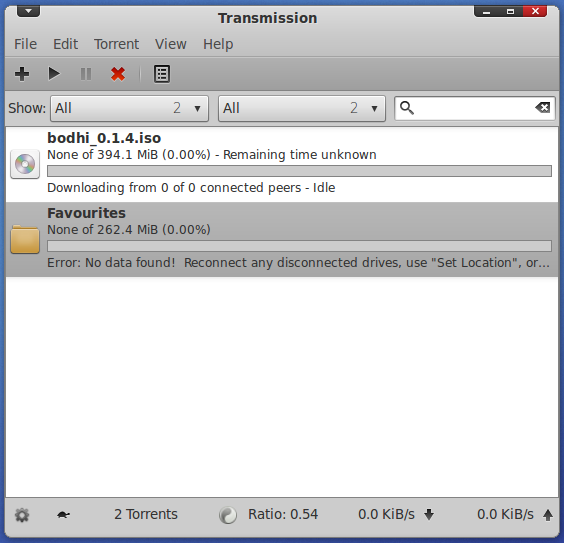 best torrent client software for ubuntu