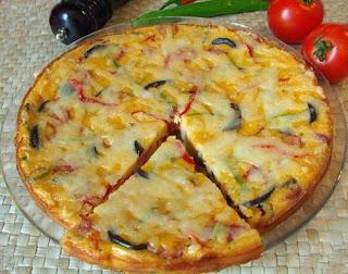 PIZZA FARA BLAT CU CARNACIORI