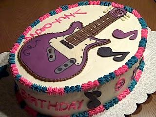 One Sweet Treat Hannah Montana S Guitar