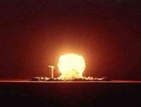 BOLTZMAN-YELLOW: Test:Boltzman; Date:May 28 1957; Operation:Plumbbob; Site:Nevada Test Site (NTS), Area 7; Detonation:Tower Shot, altitude - 500ft; Yield:12kt; Type:Fission