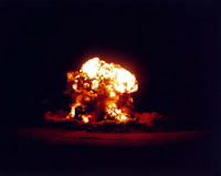DIABLO: Test:Diablo; Date:July 15 1957; Operation:Plumbbob; Site:Nevada Test Site (NTS), Area 2b; Detonation:Tower, altitude - 500ft; Yield:17kt; Type:Fission/Fusion
