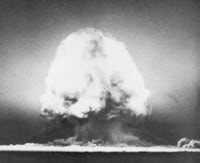 TRINITY-BW: Name:Trinity; Date:July 16, 1945; Operation:Trinity; Site:Alamagordo, New Mexico; Detonation:Tower; Yield:19.00kt; Type:Implosion, Fission, Pu239
