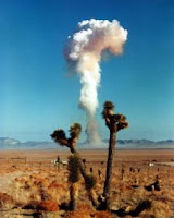 DE BACA: Test:De Baca; Date:October 26 1958; Operation:Hardtack II; Site:Nevada Test Site (NTS), Area 7b; Detonation:Baloon, altitude - 1500ft; Yield:2.2kt; Type:Fission