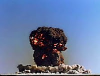 596-SCLOUD: Test:596; Date:October 16 1964; Site:Lop Nur Test Ground; Detonation:Tower Shot, altitude - 329ft(102m); Yield:22kt; Type:Fission