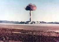 CHARLIE: Test:Charlie; Date:October 30 1951; Operation:Buster-Jangle; Site:Nevada Test Site (NTS), Area 7; Detonation:Airdrop from B-50, altitude - 1132ft; Yield:14kt; Type:Fission