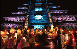 Fiesta en El Tajín