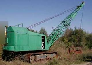 Draglina+menck+M+90 737545 Oferta draglina Menck M90 30t
