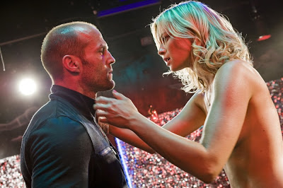 Jason Statham et Amy Smart  dans Hyper Tension 3