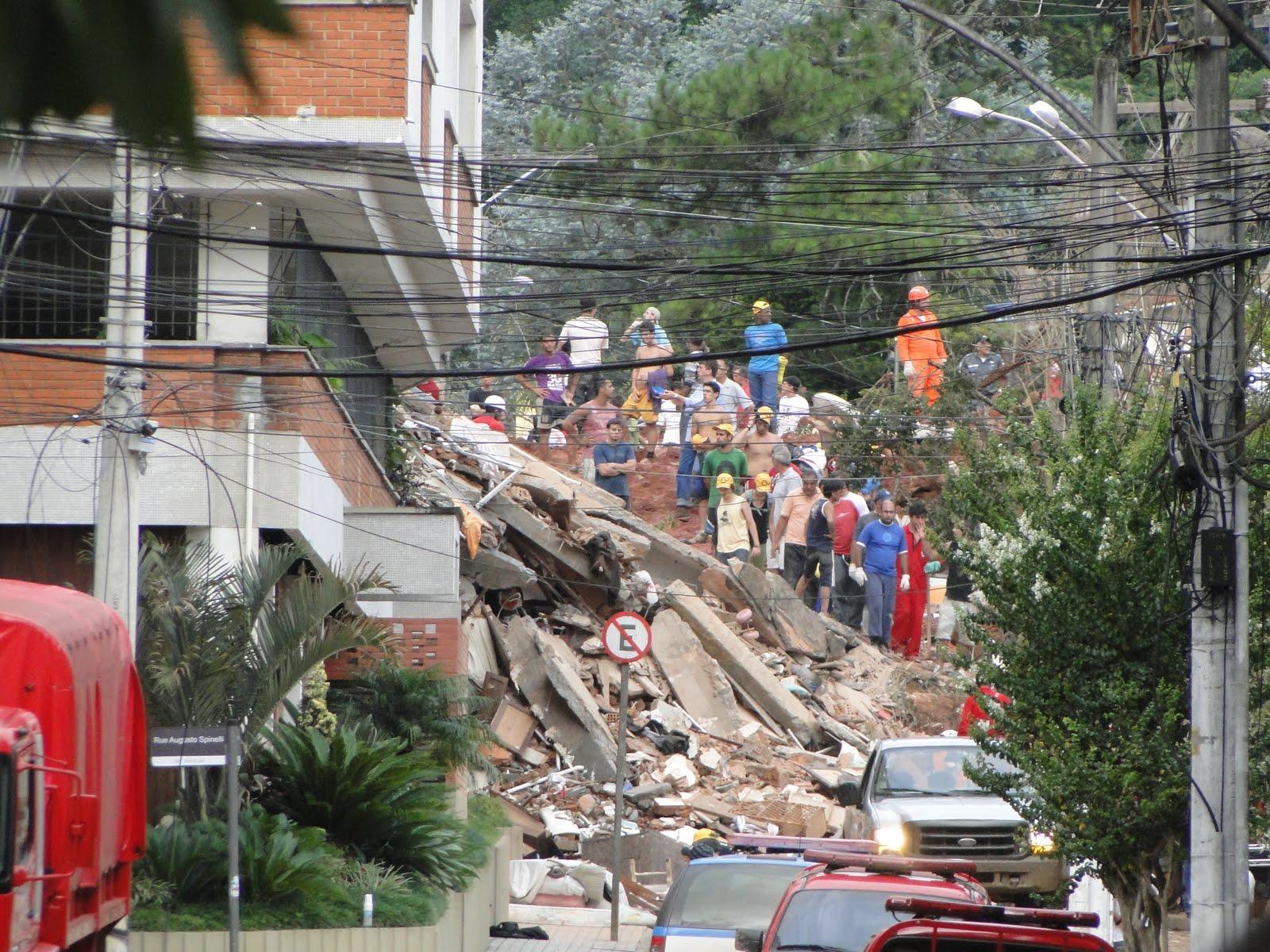 Jui: DESASTRE EM NOVA FRIBURGO.