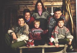 Meg og min familie