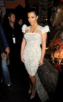 Kim Kardashian at TAO New York's 10th Anniversary Party