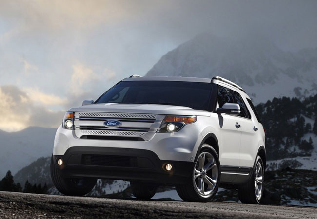 Wallpaper World 2011 Ford Explorer Pictures