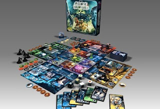 Drake's Flames: Board Game Review - Ghost Stories