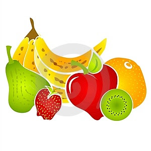 Food and Fruit healthy: Food - Fruit