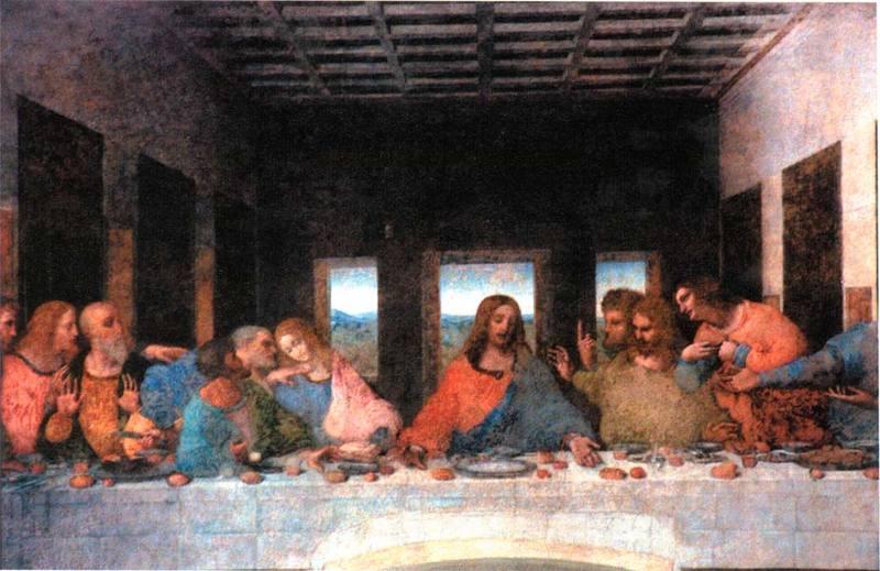paintingfeather: LEONARDO da Vinci & His Paintings