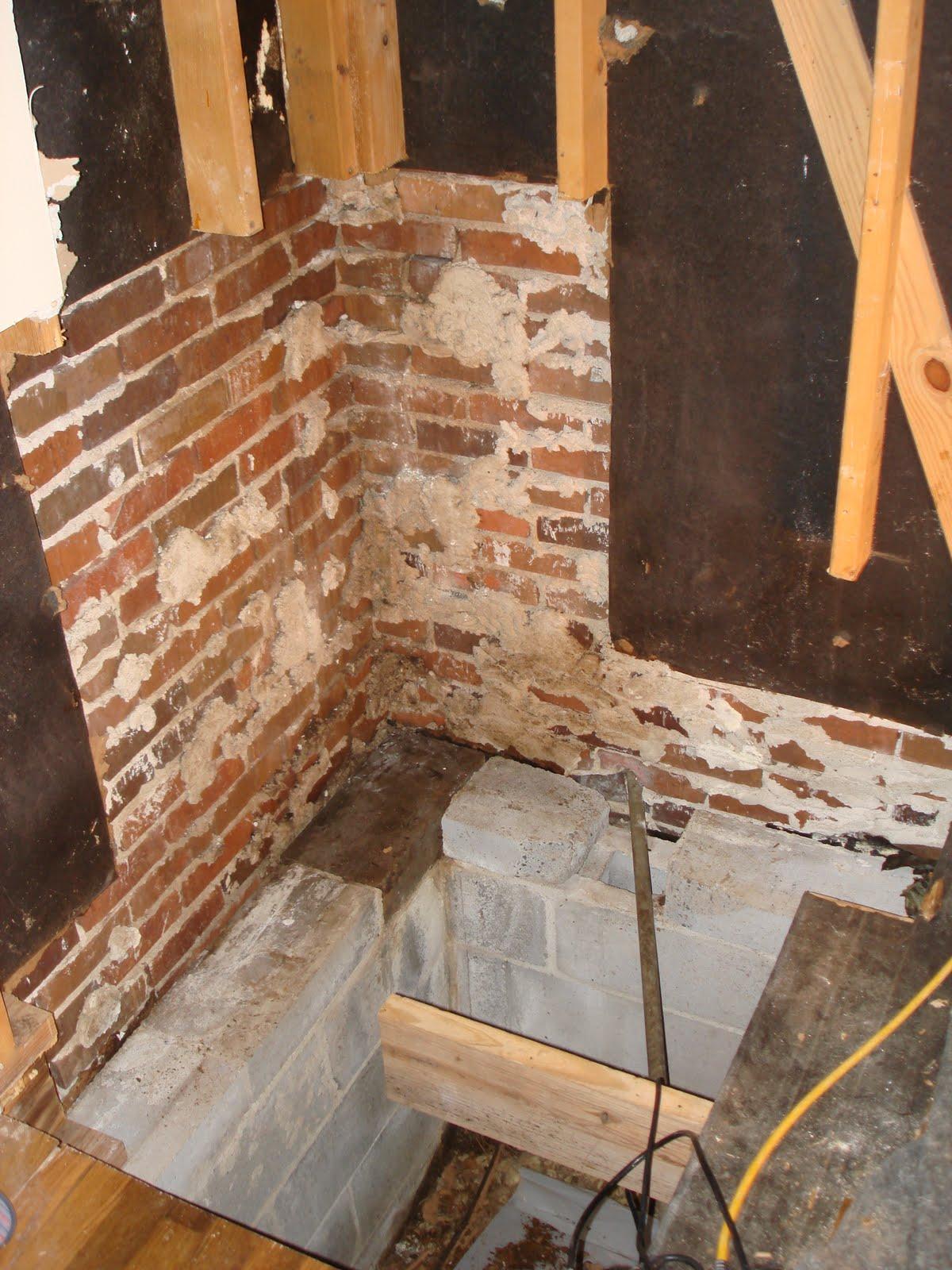 It S Not Rocket Science Corner Rebuild Day 3 Removing
