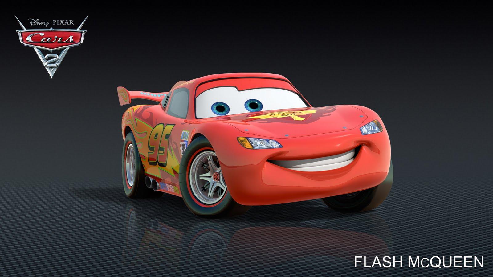Cars 2 Lightning McQueen : Teaser Trailer