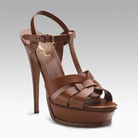 3c3e1d2bfd594 Yves Saint Laurent Tribute Platform Sandals - Reader Request  Updated  5 14 10