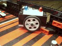LEGO flipper