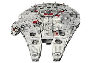 Star_Wars_Millenium Falcon - Front