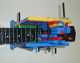 LEGO robot fingers