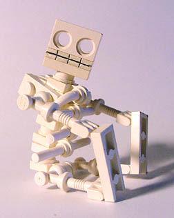 LEGO Skeleton Boy 2