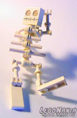 LEGO Skeleton Boy 5
