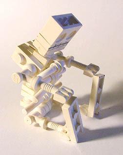 LEGO Skeleton Boy 4