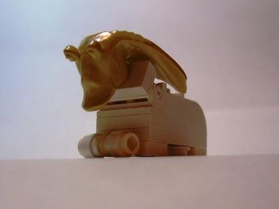 Jar-Jar LEGO sphinx