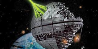 Lego Star wars Death Star2