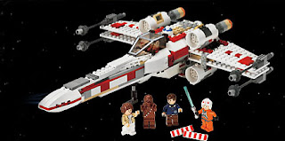 X-wing Fighter - LEGO Star Wars set
