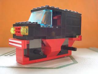 Tuning-Lego-Police-car