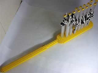 Yellow-Toothbrush