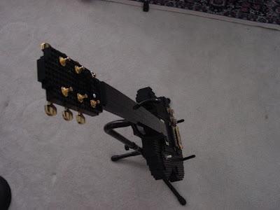 Standing Guitar