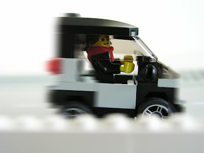 Lego smart in movie
