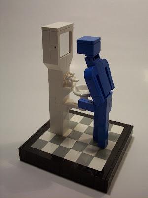 LEGO Mirror Boy