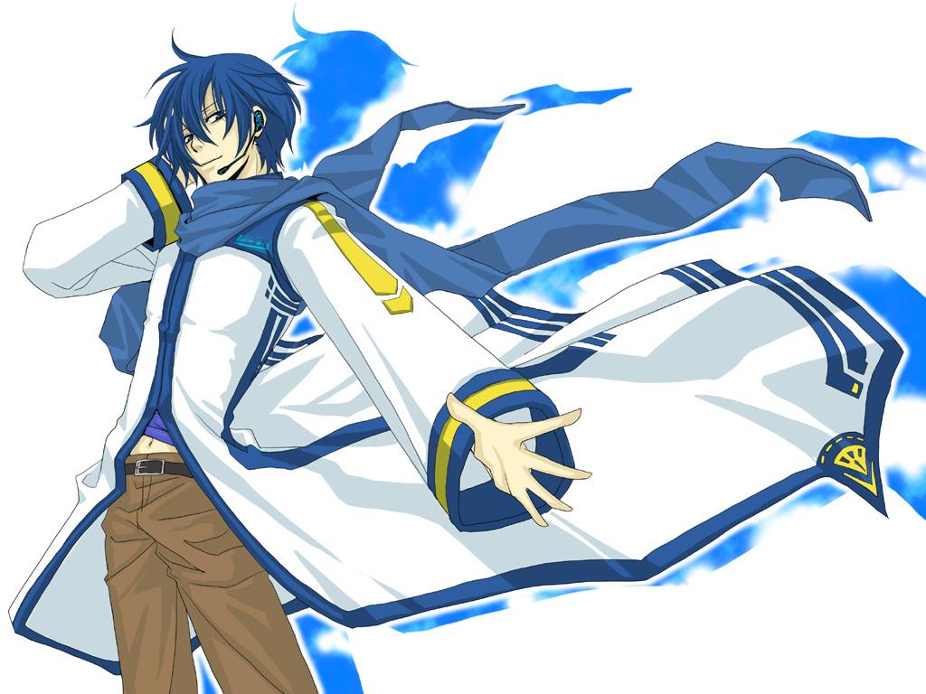 JG's PlayGround: Vocaloid Kaito - Tsumugi Uta (纺歌)Vocaloid Kaito