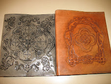 Examples of Leather Tooling