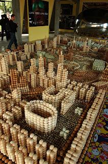 Egg+Domino Egg Domino..