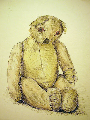 my old bear by ruthie