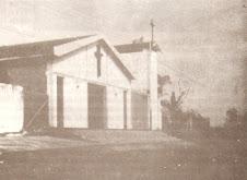 """Iglesia """"nuestra Sra Del Carmen"""" 1970."""