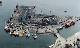 Luftfoto af Frederiksøens