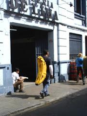 galería paseando por las calles de Lima