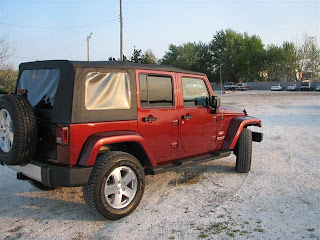 2008 jeep wrangler unlimited sahara review autosavant autosavant despite this growth spurt the wrangler is still undeniably a wrangler with all the classic design cues such as round head lamps bulging fenders publicscrutiny Images